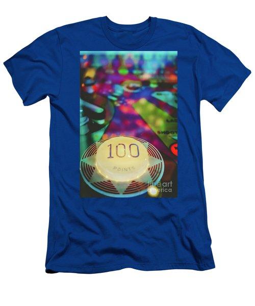 Pinball 100 Men's T-Shirt (Athletic Fit)