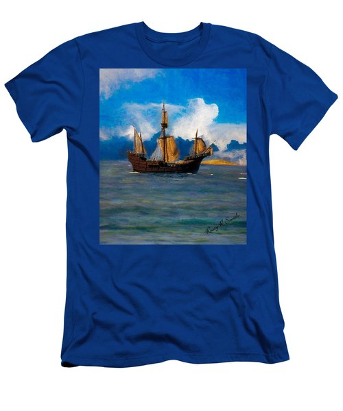 Pinta Replica Men's T-Shirt (Athletic Fit)