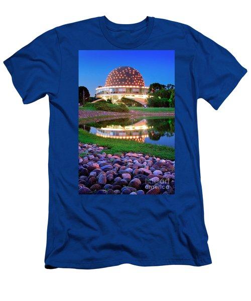 Men's T-Shirt (Slim Fit) featuring the photograph Planetario by Bernardo Galmarini
