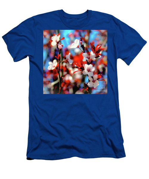 Plants And Flowers Men's T-Shirt (Athletic Fit)