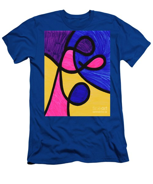 Playful Men's T-Shirt (Athletic Fit)