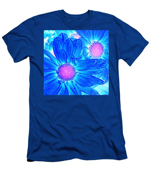 Pop Art Daisies 6 Men's T-Shirt (Athletic Fit)