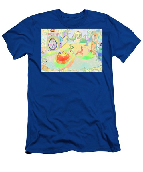 Portals And Perspectives Men's T-Shirt (Athletic Fit)