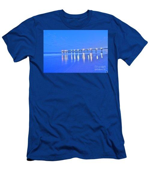Predawn Blue Men's T-Shirt (Athletic Fit)