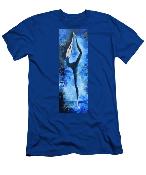 Prima Ballerina #1 Men's T-Shirt (Slim Fit) by Gary Smith