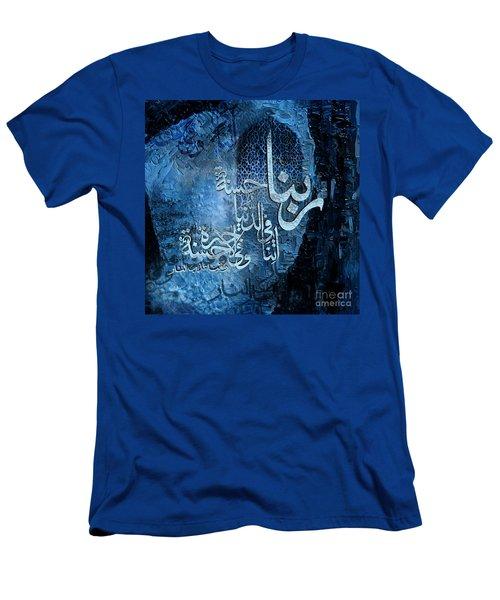 Rabba Na Atena  Men's T-Shirt (Athletic Fit)
