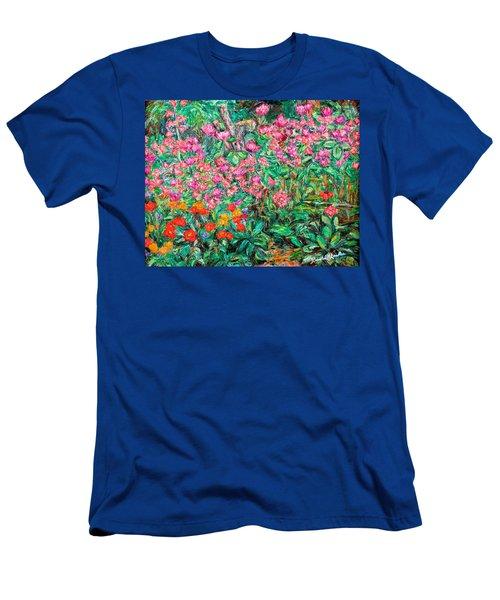 Radford Flower Garden Men's T-Shirt (Athletic Fit)