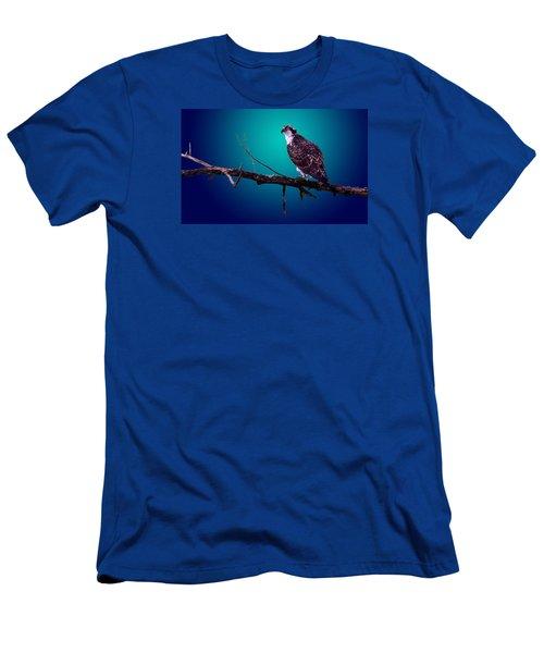 Radiant Raptor Men's T-Shirt (Slim Fit) by Brian Stevens