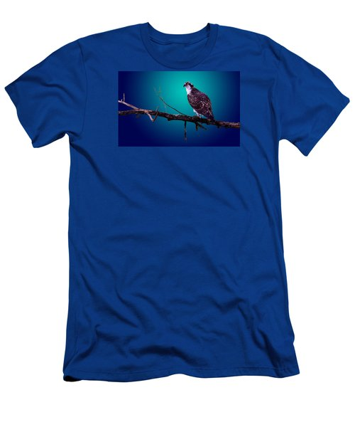 Radiant Raptor Men's T-Shirt (Athletic Fit)