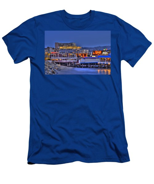 Redondo Landing Men's T-Shirt (Athletic Fit)