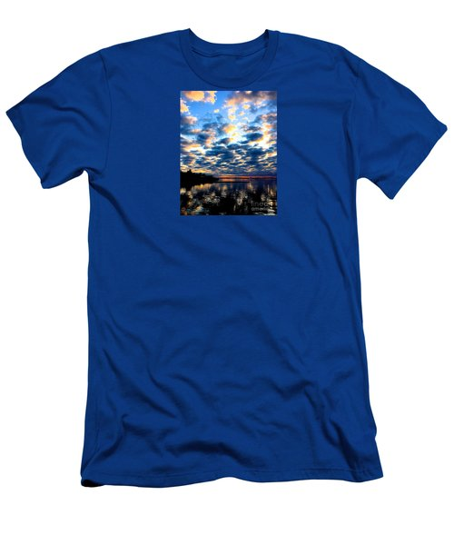 Refelections  Men's T-Shirt (Athletic Fit)