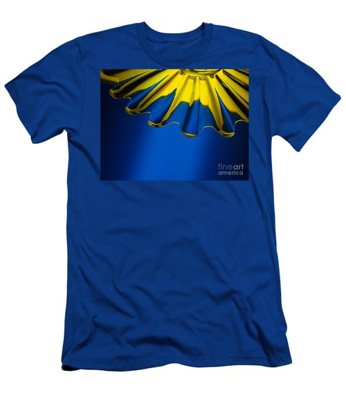 Men's T-Shirt (Slim Fit) featuring the photograph Reflected Light by Trena Mara