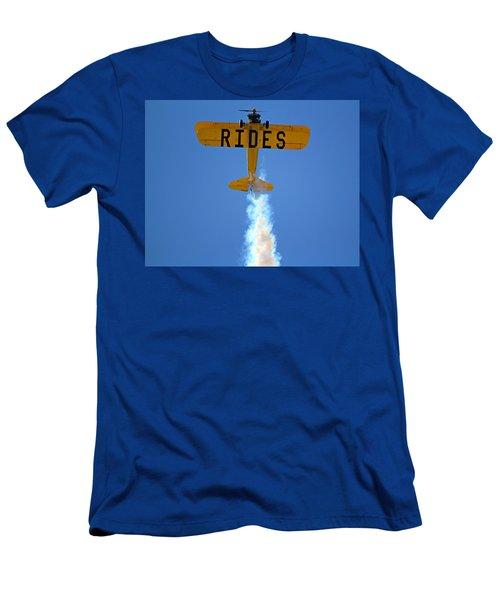 Rides Men's T-Shirt (Athletic Fit)