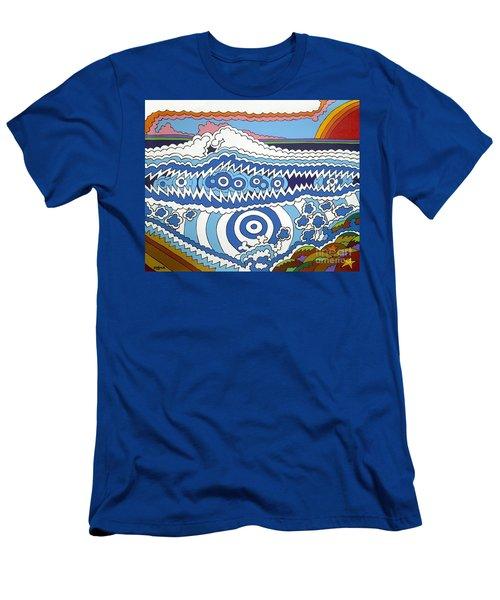 Rip Tide Men's T-Shirt (Athletic Fit)
