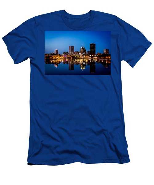 Rochester Reflections Men's T-Shirt (Athletic Fit)