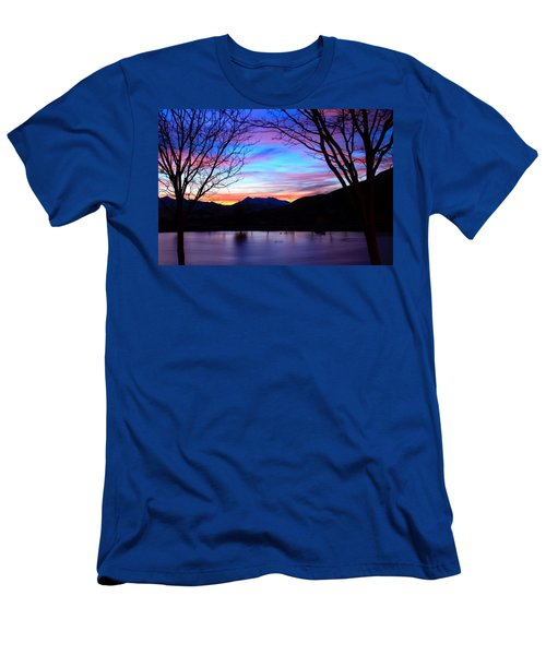 Rose Canyon Men's T-Shirt (Slim Fit) by Paul Marto