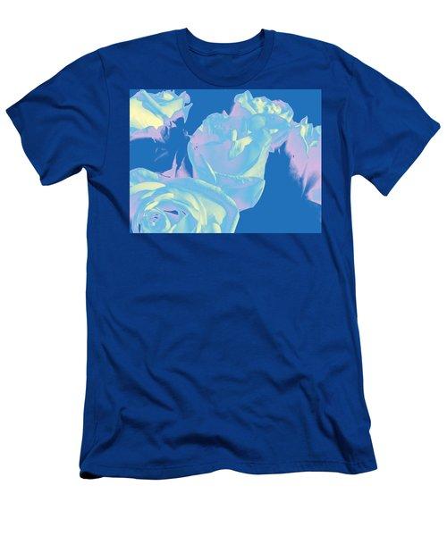 Roses #3 Men's T-Shirt (Athletic Fit)