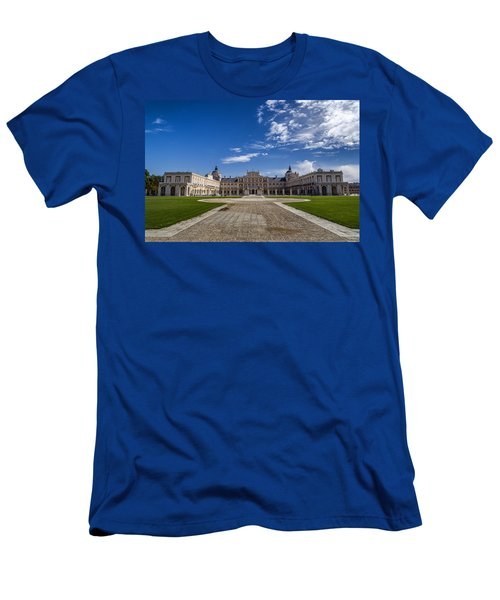 Royal Palace Of Aranjuez Men's T-Shirt (Athletic Fit)