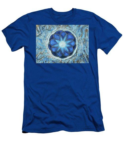 Sacred Geometry Men's T-Shirt (Athletic Fit)