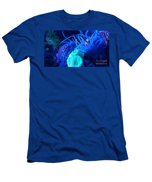 Saltwater Sponge Men's T-Shirt (Athletic Fit)