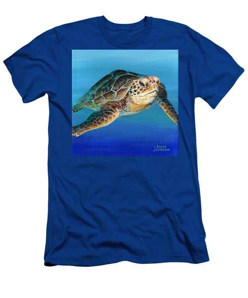Sea Turtle 1 Of 3 Men's T-Shirt (Athletic Fit)