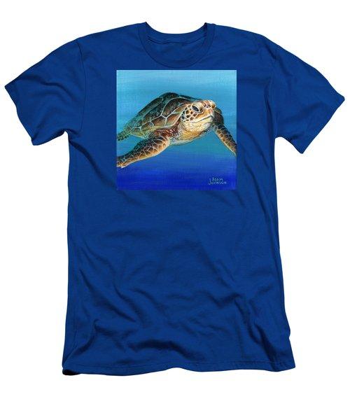 Sea Turtle 1 Of 3 Men's T-Shirt (Athletic Fit)