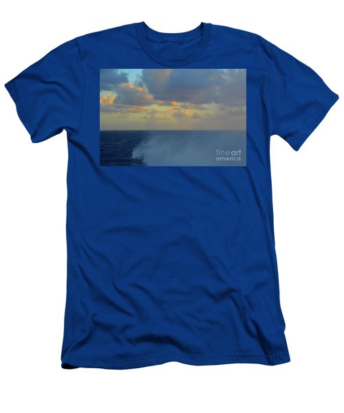 Seas The Day Men's T-Shirt (Athletic Fit)
