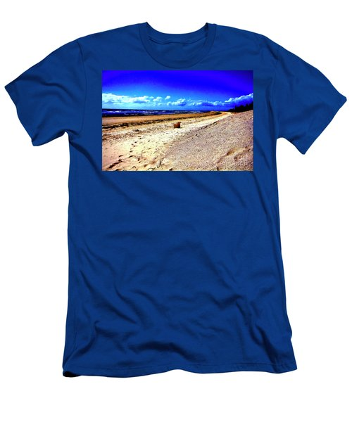 Seat For One Men's T-Shirt (Slim Fit) by Douglas Barnard