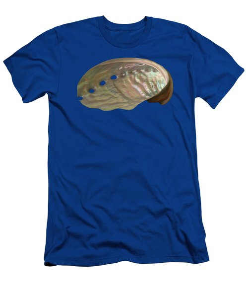 Shell Transparency Men's T-Shirt (Athletic Fit)