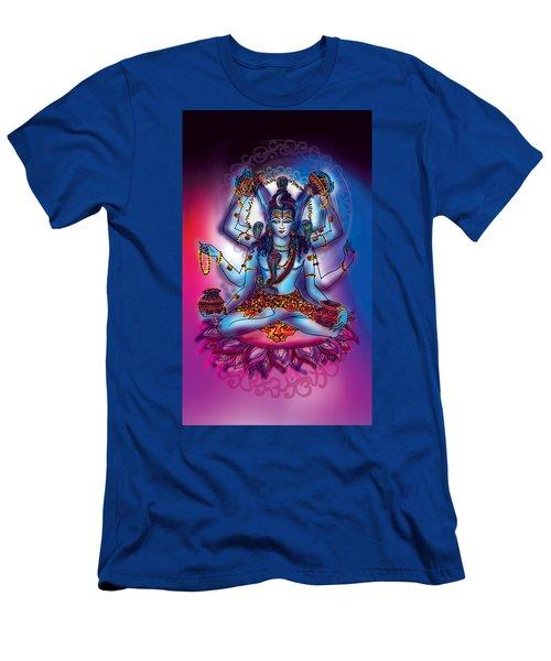 Shiva Abhishek  Men's T-Shirt (Athletic Fit)