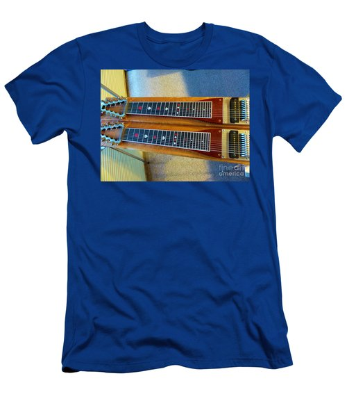 Sho-bud Pedal Steel Men's T-Shirt (Athletic Fit)