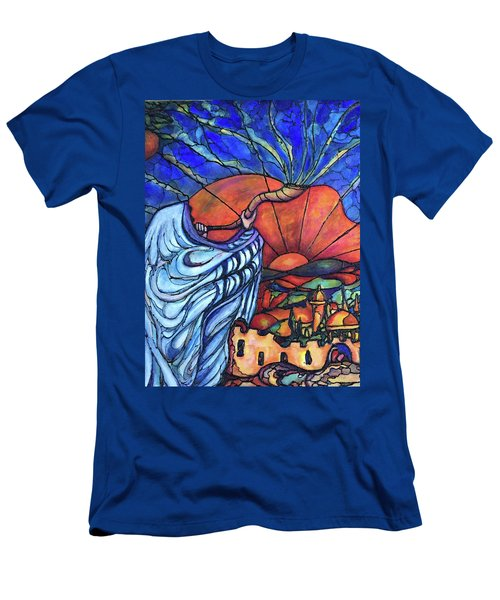 Shofar Men's T-Shirt (Athletic Fit)