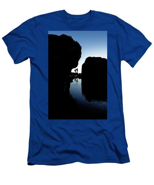 Shore Patrol Men's T-Shirt (Athletic Fit)