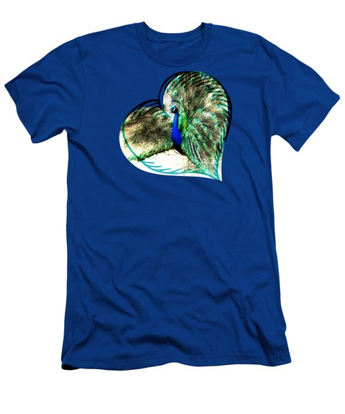 Show Off Men's T-Shirt (Slim Fit) by Anita Faye