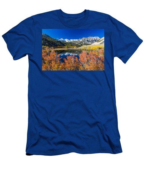 Sierra Foliage Men's T-Shirt (Athletic Fit)