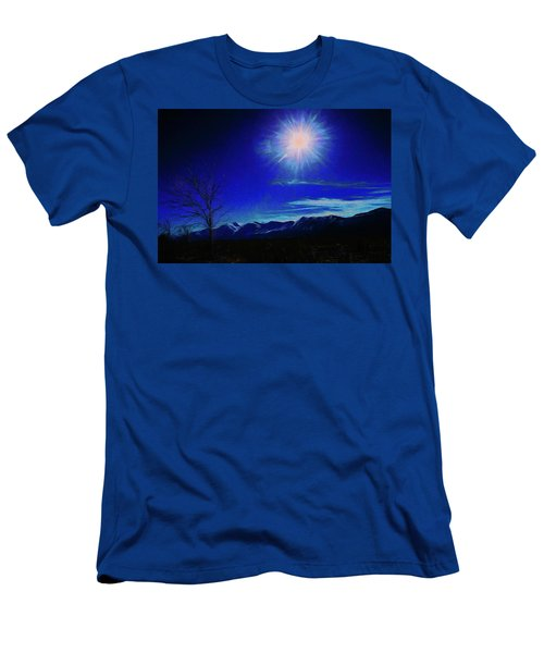 Sierra Night Men's T-Shirt (Athletic Fit)