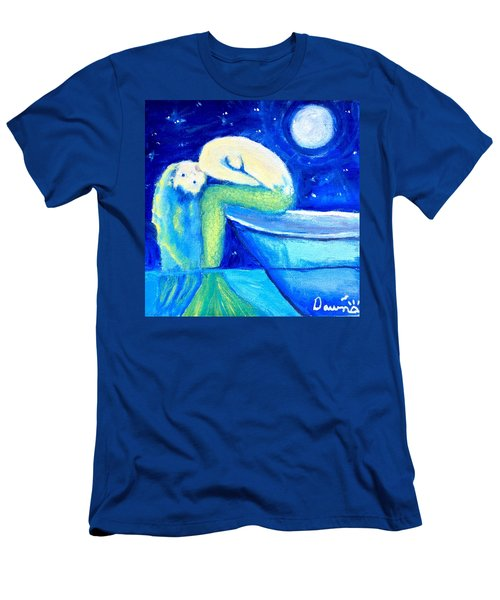 Siren Sea Men's T-Shirt (Athletic Fit)
