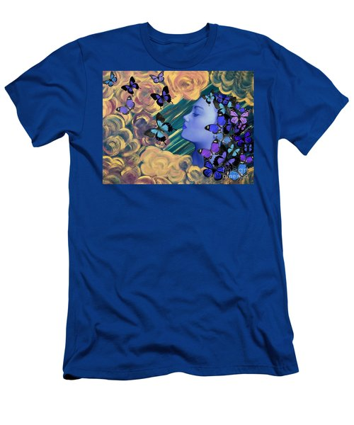 Sky Maiden Men's T-Shirt (Athletic Fit)