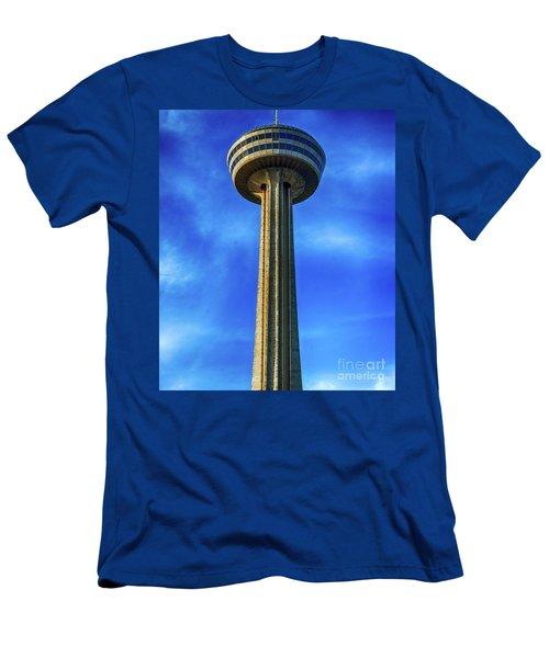 Skylon Tower Men's T-Shirt (Athletic Fit)
