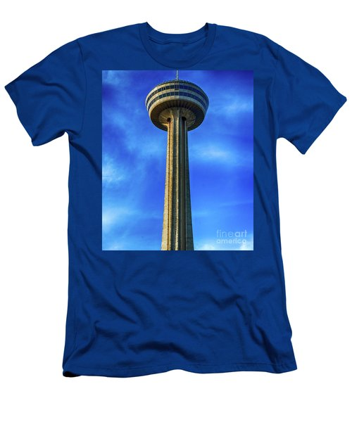 Skylon Tower Men's T-Shirt (Athletic Fit)