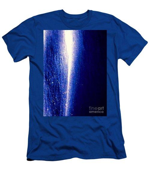 Snow Lightning Men's T-Shirt (Athletic Fit)