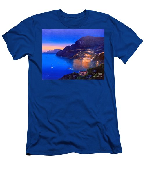 La Dolce Vita A Sorrento Men's T-Shirt (Athletic Fit)