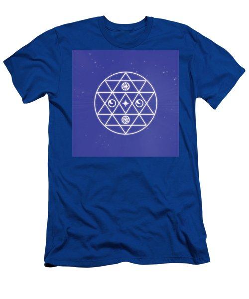 Souls Journey Home Men's T-Shirt (Athletic Fit)