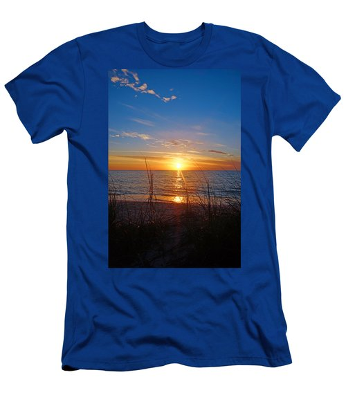 Southwest Florida Sunset Men's T-Shirt (Athletic Fit)