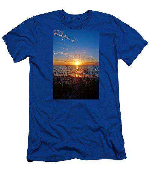 Southwest Florida Sunset Men's T-Shirt (Athletic Fit)