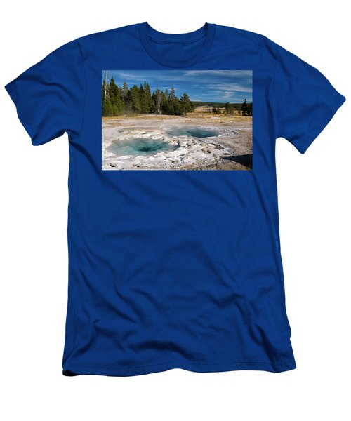 Spasmodic Geyser Men's T-Shirt (Athletic Fit)