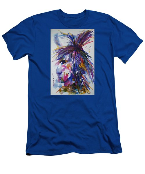 Spirit Of Horsefeather Men's T-Shirt (Athletic Fit)