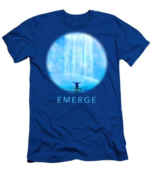 Emerge Men's T-Shirt (Athletic Fit)