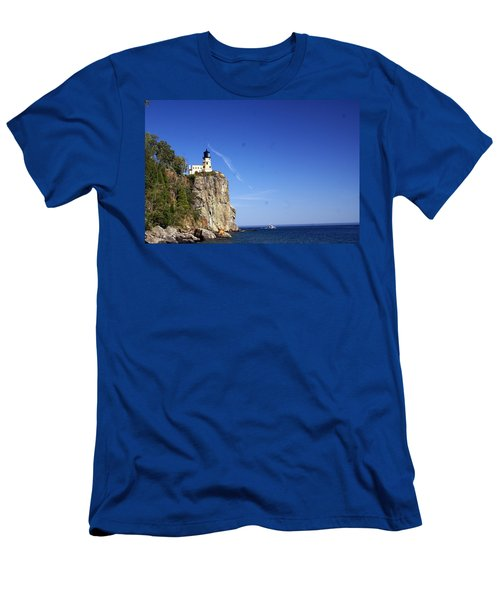 Split Rock 1 Men's T-Shirt (Athletic Fit)