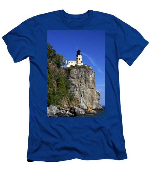 Split Rock 2 Men's T-Shirt (Athletic Fit)